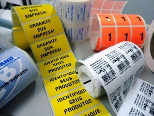 Industria de rótulos e etiquetas