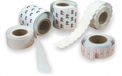 Etiquetas de Identificação Manual